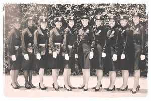 In past, women served in limited duty assignments.