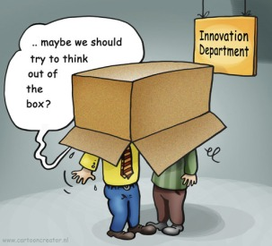 Image result for think out of the box