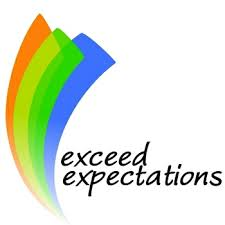 The best customer service occurs when we EXCEED their expectations!