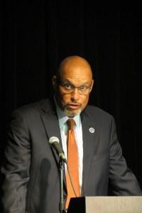 Chancellor Dennis J. Shields, UW-Platteville.