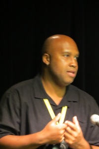 Dr. Frank King, UW-Platteville