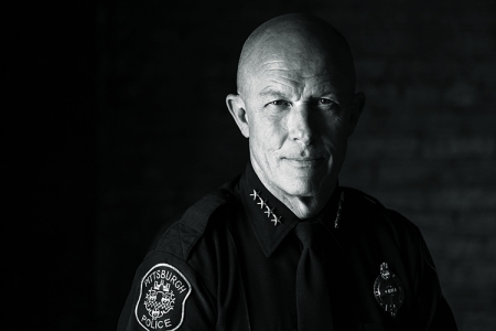 Chief of Police Cameron McLay, Pittsburgh