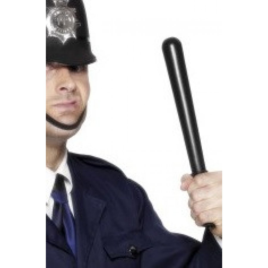 Old Fashioned Police Truncheon