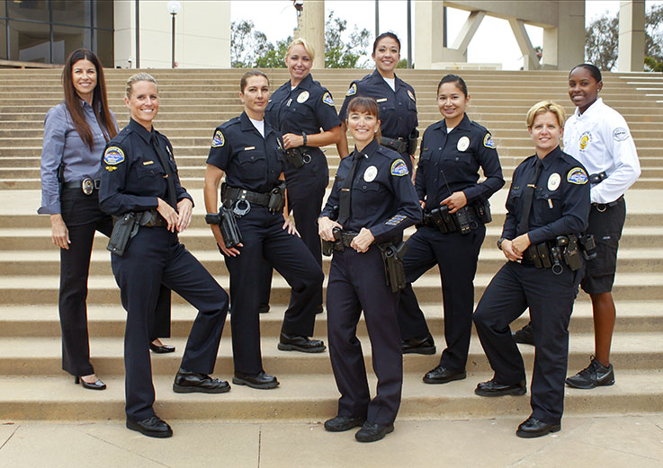 Once Again The Key To Success Is More Women Police